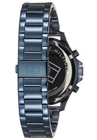 Tommy Hilfiger - BANK - Chronograph watch - blau - 2