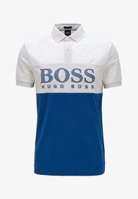 BOSS - PAVEL - Polo - blue - 4