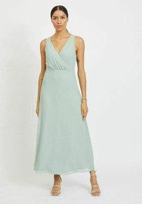 Vila - Maxi dress - jadeite - 1