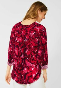 Street One - MUSTERMIX - Blouse - rot - 1