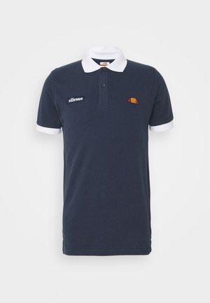LESSEPSIA - Polo shirt - navy