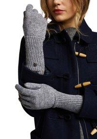 Esprit - BASIC  - Gloves - gunmetal - 0