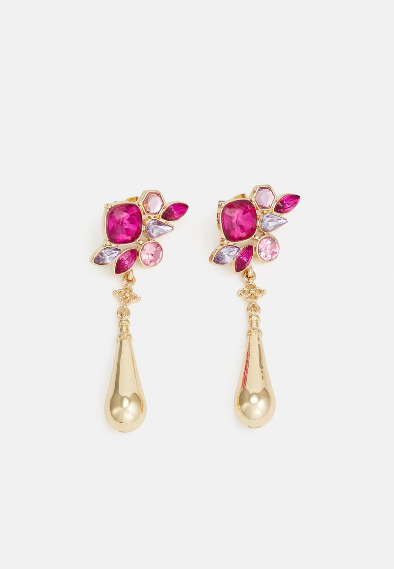 Pieces - PCROGE EARRINGS - Earrings - gold-coloured