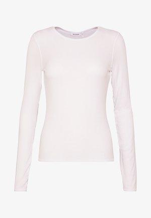 TERESA LONG SLEEVE - Long sleeved top - white