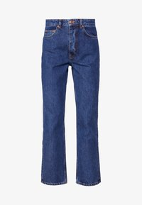 PEARL - Straight leg jeans - stone blue