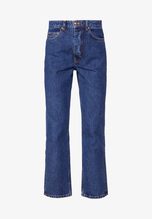 PEARL - Jeans a sigaretta - stone blue