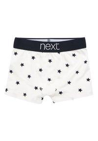 Next - 7 PACK - Pants - blue - 3