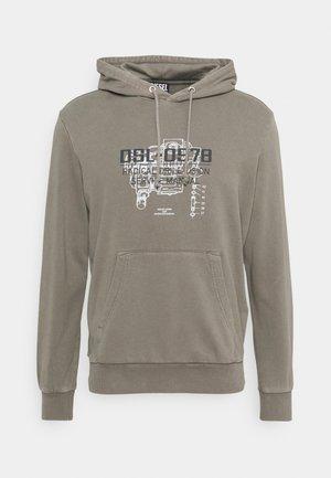 GIRK HOOD - Sweatshirt - grey
