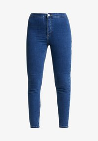 Topshop - JONI - Jeansy Skinny Fit - blue - 3
