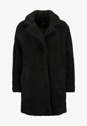 ONLAURELIA  COAT  - Vinterkåpe / -frakk - black