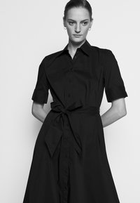 Lauren Ralph Lauren - DRESS - Abito a camicia - black - 3