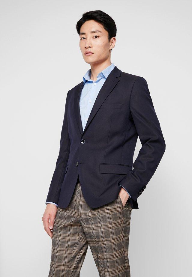 NUAMAURY - Blazer jacket - marine
