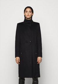 Patrizia Pepe - CAPPOTTO - Classic coat - nero - 0