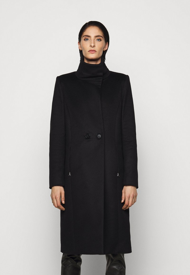 Patrizia Pepe - CAPPOTTO - Classic coat - nero