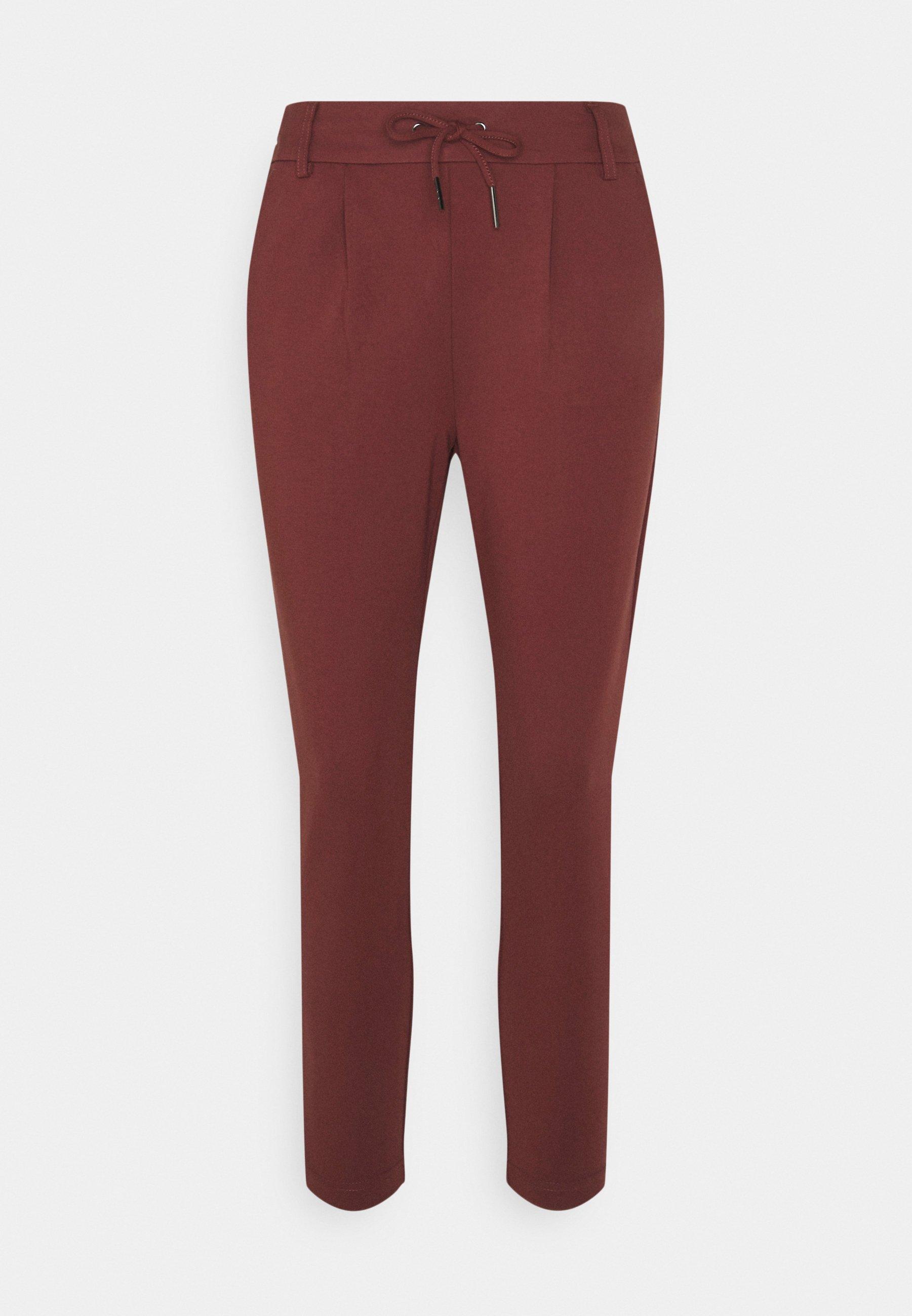 Femme ONLPOPTRASH EASY COLOUR PANT - Pantalon classique