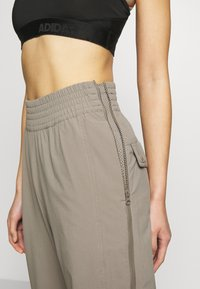 adidas by Stella McCartney - Outdoor trousers - brown - 6