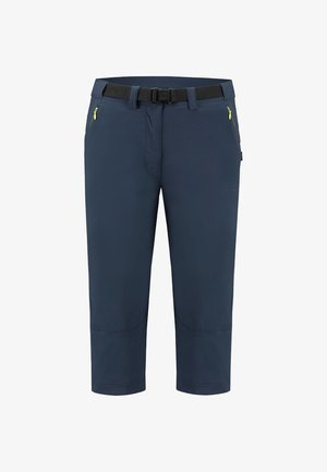 CUENCA - 3/4 sports trousers - blue