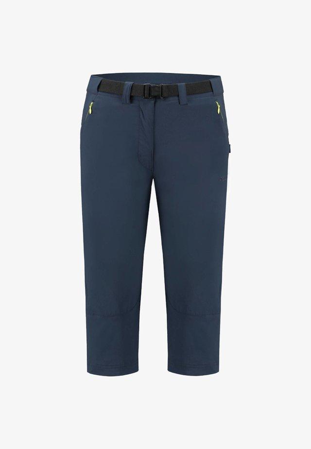 CUENCA - Pantalon 3/4 de sport - blue