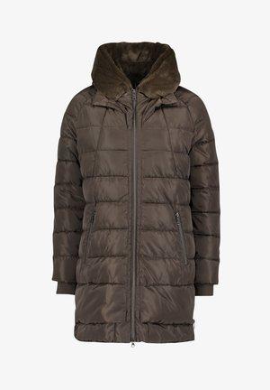 Winter coat - donkergroen