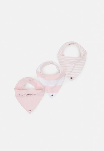 BABY BIBDANA GIFTBOX  3 PACK UNISEX - Foulard - pink