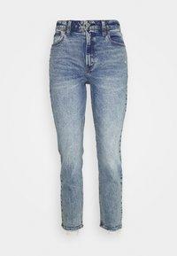 Abercrombie & Fitch - Slim fit jeans - medium destroy - 5