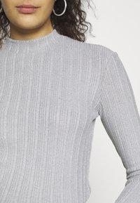 Hollister Co. - T-shirt à manches longues - grey - 4