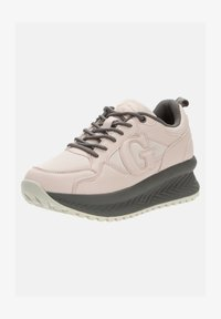 GRÜNBERG - Sneakersy niskie - beige - 1