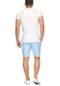 INDICODE JEANS - CARVER - Denim shorts - blau - 1
