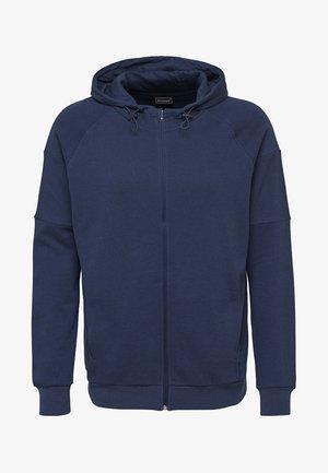 HMLACTIVE  - Zip-up hoodie - blue melange