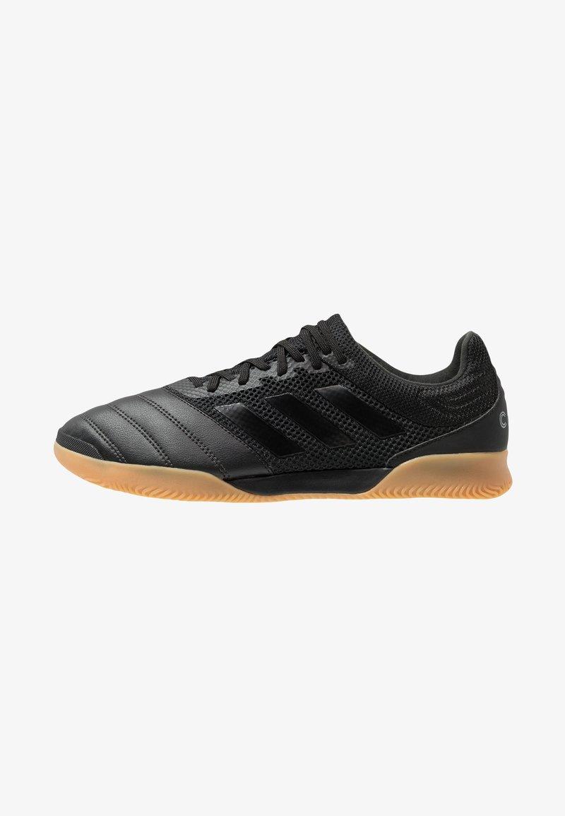 adidas Performance - COPA 19.3 IN SALA - Botas de fútbol sin tacos - core black