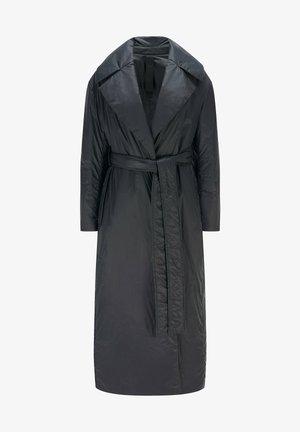 POWANA - Winter coat - black