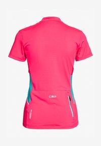 CMP - WOMAN FREE BIKE - Sports shirt - gloss - 1