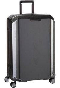 Piquadro - CUBICA - Wheeled suitcase - graphite - 1