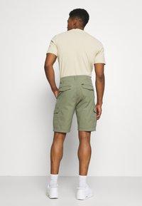 Lee - CARGO - Shorts - lichen green - 2