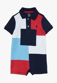Polo Ralph Lauren - PATCH ONE PIECE SHORTALL - Overal - multi - 0