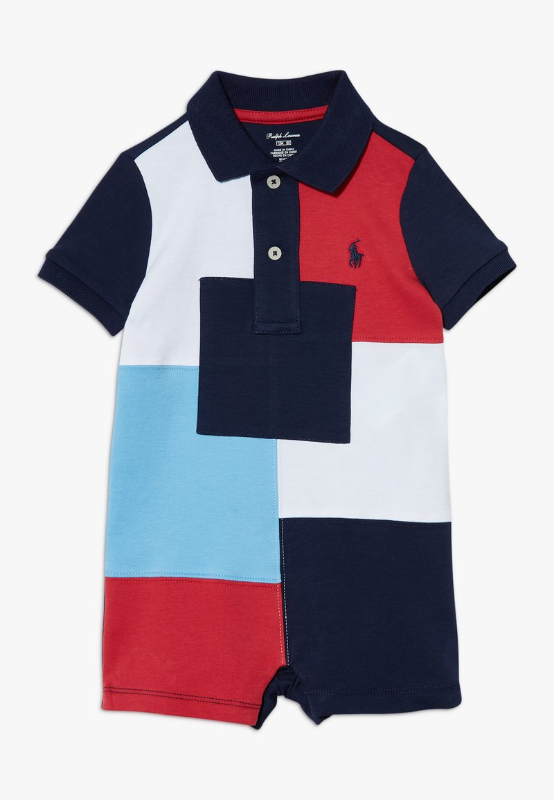 Polo Ralph Lauren - PATCH ONE PIECE SHORTALL - Overal - multi