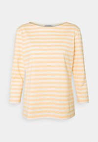 ILMA  - Long sleeved top - off white/light apricot
