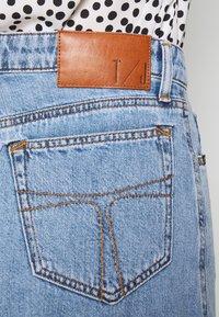 Tiger of Sweden Jeans - LIZ - A-line skjørt - light blue - 4