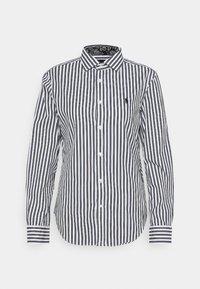 Polo Ralph Lauren - GEORGIA  - Camisa - white/black - 0