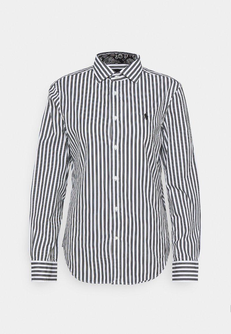 Polo Ralph Lauren - GEORGIA  - Camisa - white/black