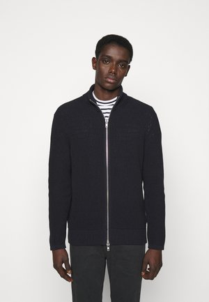 PIET ZIP - Kardigan - navy blue