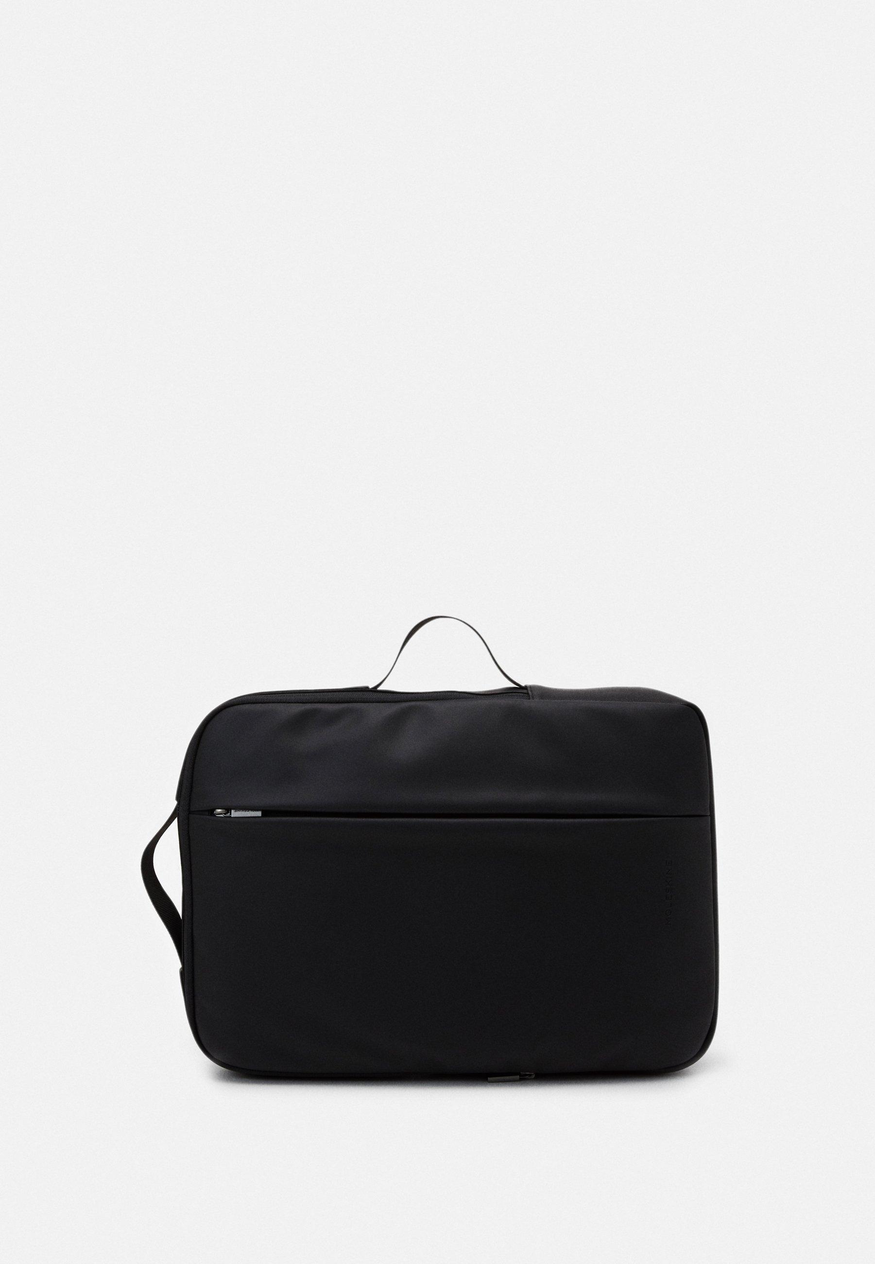 Moleskine CLASSIC PRO DEVICE BAG VERT - Tagesrucksack - black/schwarz - Herrentaschen dpMkf