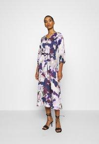 Part Two - ELISE - Day dress - purple - 0