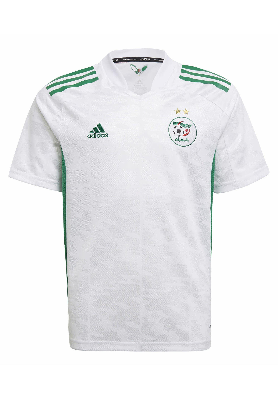 Bambini ALGERIA 20/21 HOME JERSEY - T-shirt con stampa