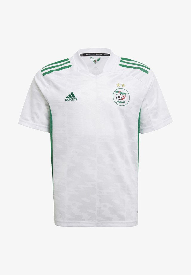 ALGERIA 20/21 HOME JERSEY - Print T-shirt - white