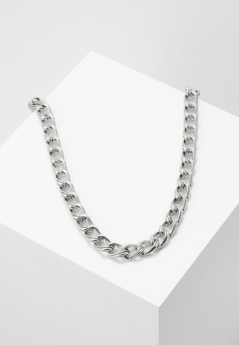 Wild For The Weekend - FREMONT NECKLACE - Halsband - silver-coloured
