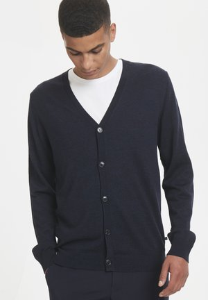 JAMBON  - Cardigan - dark navy