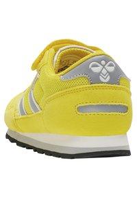 Hummel - REFLEX JR UNISEX - Trainers - yellow - 2