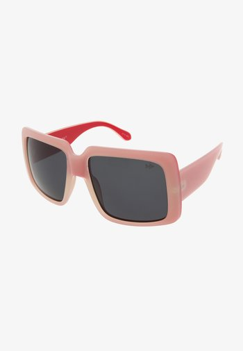 Sunglasses - pink/red