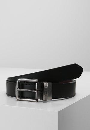 PIEDMONT - Riem - regular black